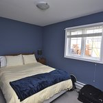 One of the 2 bedrooms