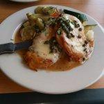 The Chicken Marsala was excellent!