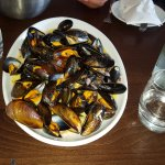 mussels at the Cornerstone