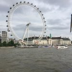 Great views from the boat