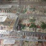good selection of prepared frozen foods