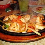 Shrimp Fajita's