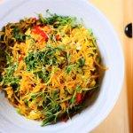 Pan Fried Noodle Bowl
