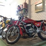 MC Museet Gyllene Hjulet