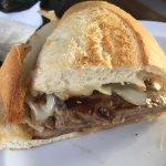 The Lomito Sandwich