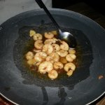 SHRIMPS IN OIL