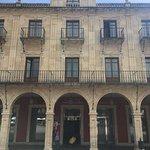 Frente del Hotel