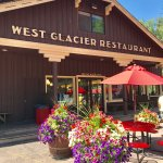 West Glacier Restaurant Foto
