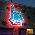 Foto di Blue Swallow Motel