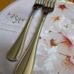 In Situ restaurant in the gardens