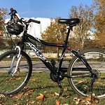 Complimentary bicycle rental with stay