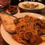Amazing food. Great little Italian restaurant we found in London.