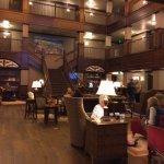 Atrium lounge and Phoenix bar