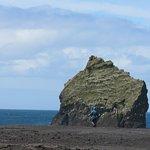 Valahnukar - cliffs on edge of peninsula
