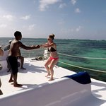 Foto de Marinarium Excursions Snorkeling Cruise