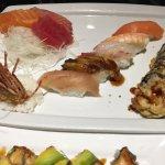 Sushi Deluxe Sampler - Oh yeah!