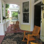 Nice porch