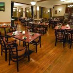 Large Floor Plan- Allows us to be flexible with large party reservations