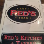 Foto de Red's Kitchen & Tavern