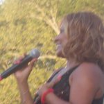 Darlene Love at Duke Island Park