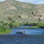 Beaverhead River South of Dillon