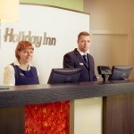 A warm welcome at Holiday Inn Vilnius
