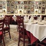 Monte's Trattoria Dining Room