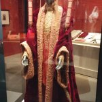 Queen Amidala's costume from Star Wars I: The Phantom Menace