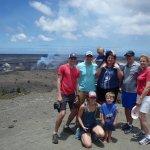 Kilauea crater!