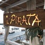 Photo de Il Pirata Restaurant
