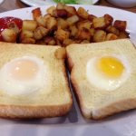 Gypsy Eggs w/Home Fries