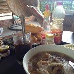 yummy breakfast - Pho noodle