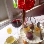 tea or coffee desserts