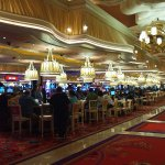 The Wynn Casino Floor