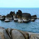 Group Of Rocks Hinta-Hinyai