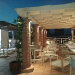 The fabulous rooftop bar