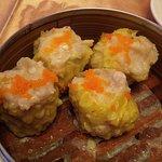 Shiu Mai - steamed pork dumplings