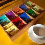 Choice of 10 teas