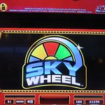 Sky Wheel Slot, Casino, Western Village Inn & Casino, Sparks, Nevada