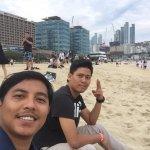 Haeundae Beach Foto