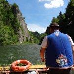 сплав по реке Дунаец