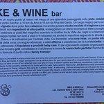 Photo of Bike&Wine Bar