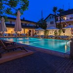 Pool - Sunstar Boutique Hotel Villa Caesar, Brissago, Tessin