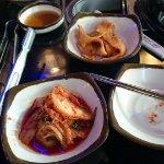Koream national cuisine - kim chi