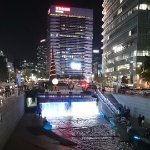 Cheonggyecheon walk