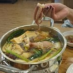 Hot pot soup