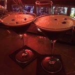 Espresso Martinis (of course)