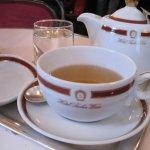 Cafe Sacher Salzburg - Tea