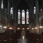 Offene Kirche Elisabethen Foto