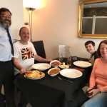 Great food, fantastic service, best Indian food in the world.......probably.